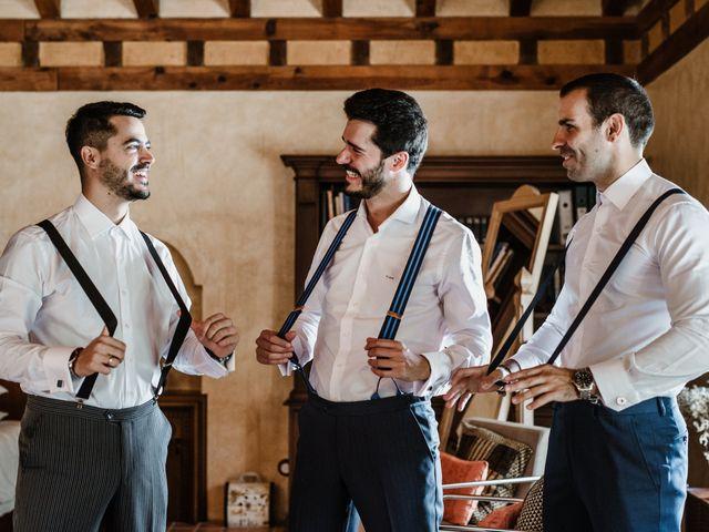La boda de Carlos y Marta en Torremocha Del Jarama, Madrid 25