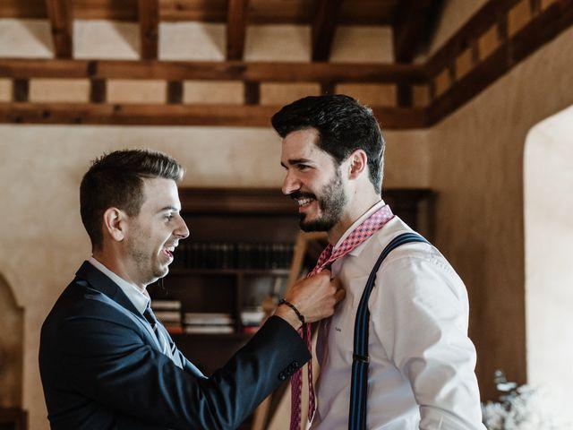 La boda de Carlos y Marta en Torremocha Del Jarama, Madrid 33