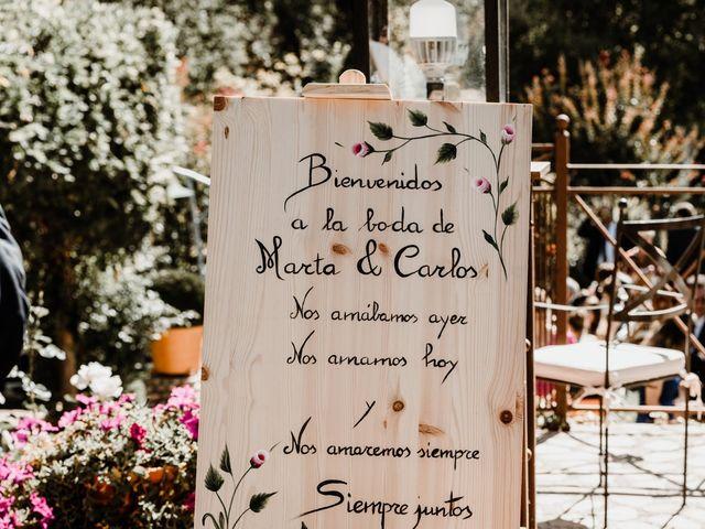 La boda de Carlos y Marta en Torremocha Del Jarama, Madrid 74