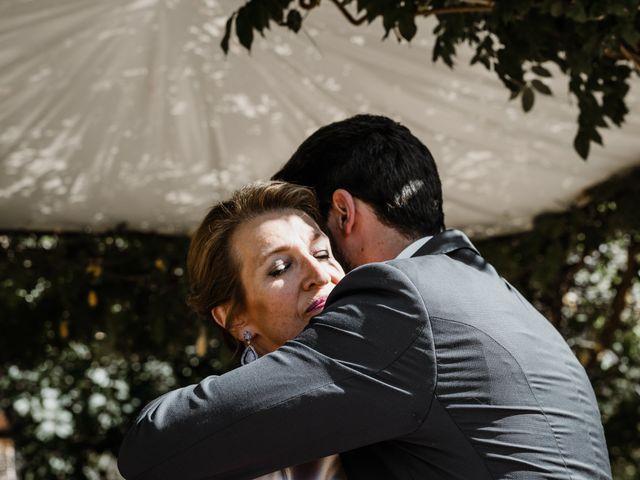 La boda de Carlos y Marta en Torremocha Del Jarama, Madrid 77