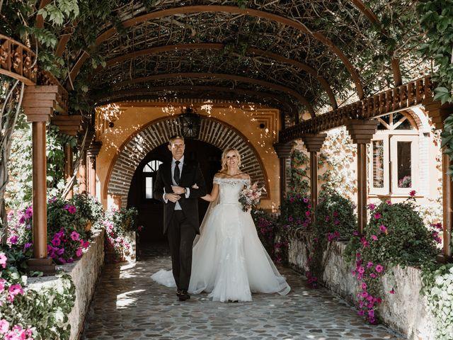 La boda de Carlos y Marta en Torremocha Del Jarama, Madrid 78