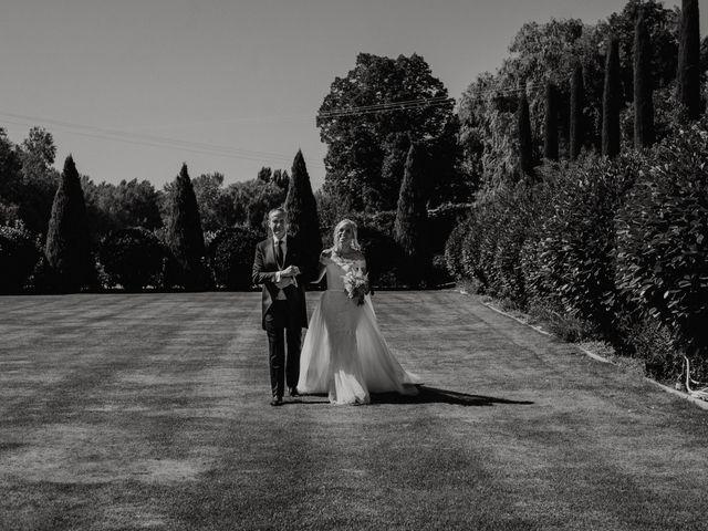 La boda de Carlos y Marta en Torremocha Del Jarama, Madrid 79