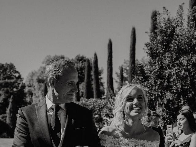 La boda de Carlos y Marta en Torremocha Del Jarama, Madrid 80