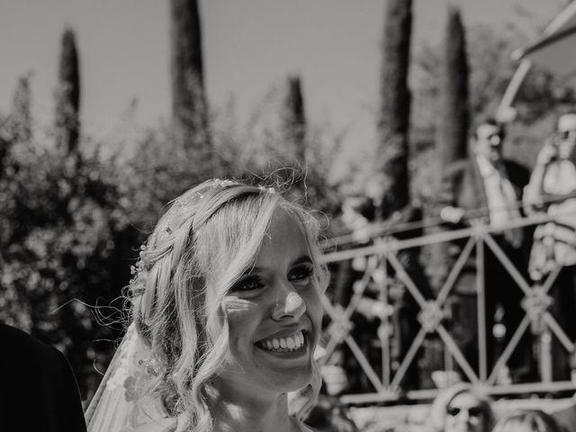La boda de Carlos y Marta en Torremocha Del Jarama, Madrid 81