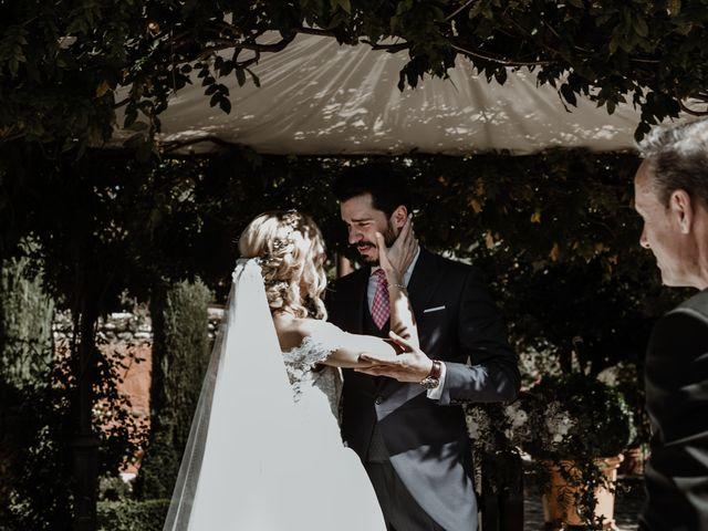 La boda de Carlos y Marta en Torremocha Del Jarama, Madrid 82