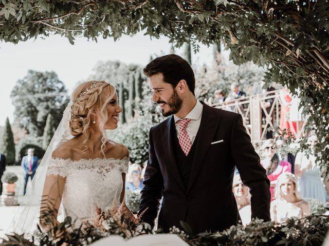 La boda de Carlos y Marta en Torremocha Del Jarama, Madrid 83