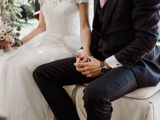 La boda de Carlos y Marta en Torremocha Del Jarama, Madrid 84