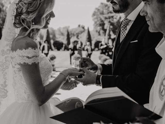 La boda de Carlos y Marta en Torremocha Del Jarama, Madrid 88