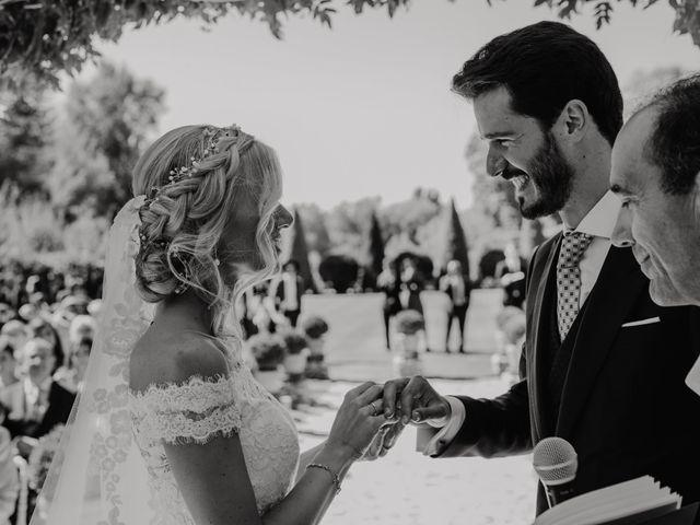 La boda de Carlos y Marta en Torremocha Del Jarama, Madrid 89