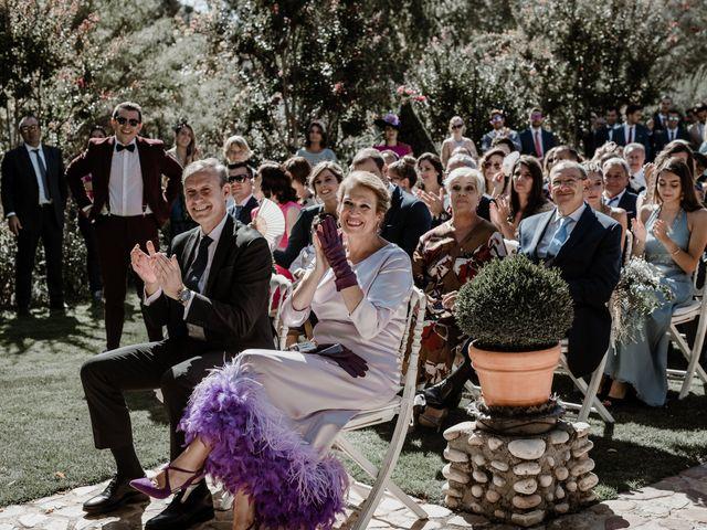 La boda de Carlos y Marta en Torremocha Del Jarama, Madrid 90