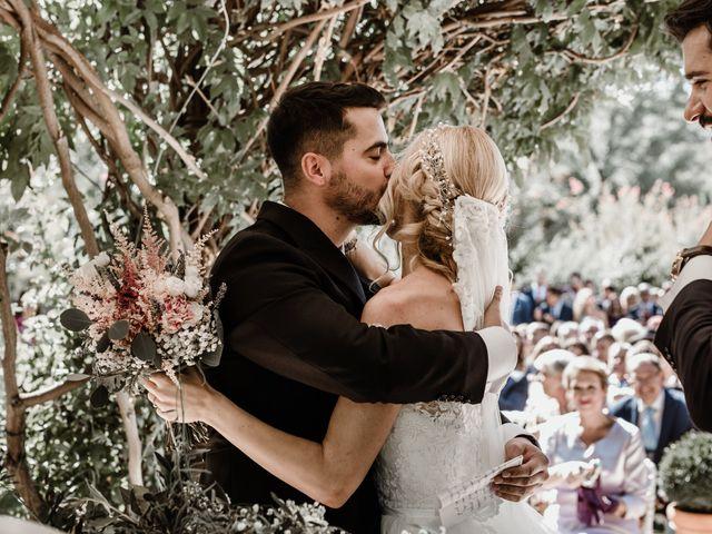 La boda de Carlos y Marta en Torremocha Del Jarama, Madrid 92