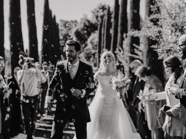La boda de Carlos y Marta en Torremocha Del Jarama, Madrid 97