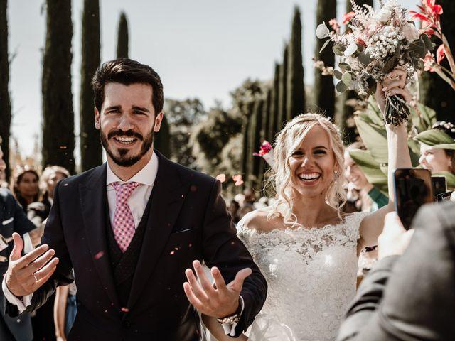 La boda de Carlos y Marta en Torremocha Del Jarama, Madrid 98