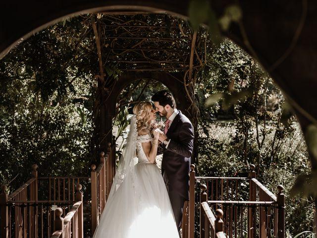 La boda de Carlos y Marta en Torremocha Del Jarama, Madrid 99