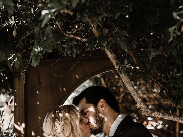 La boda de Carlos y Marta en Torremocha Del Jarama, Madrid 100