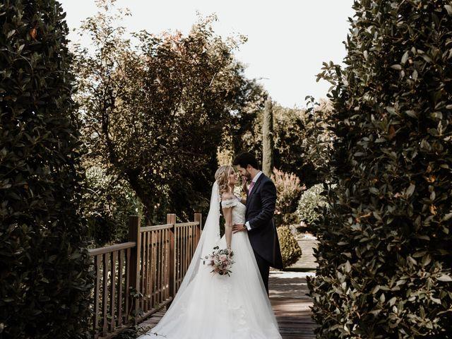 La boda de Carlos y Marta en Torremocha Del Jarama, Madrid 102