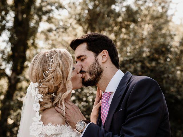 La boda de Carlos y Marta en Torremocha Del Jarama, Madrid 104