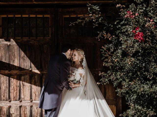 La boda de Carlos y Marta en Torremocha Del Jarama, Madrid 105