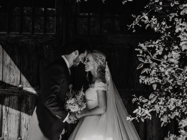 La boda de Carlos y Marta en Torremocha Del Jarama, Madrid 106