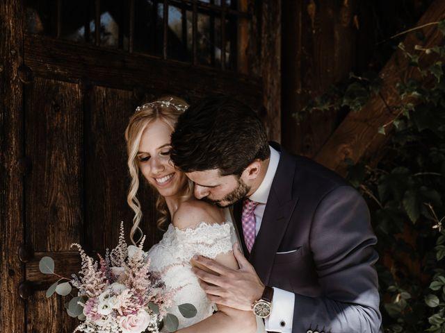 La boda de Carlos y Marta en Torremocha Del Jarama, Madrid 107