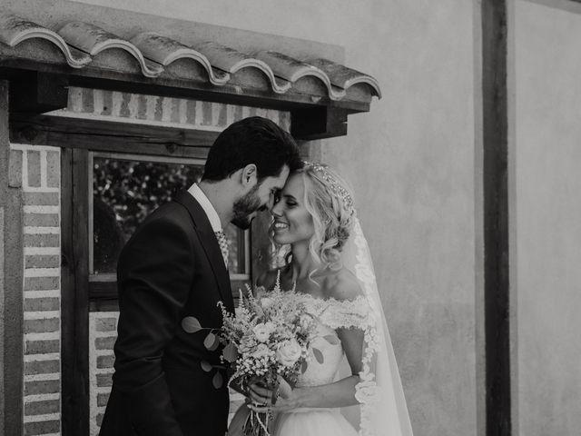 La boda de Carlos y Marta en Torremocha Del Jarama, Madrid 108