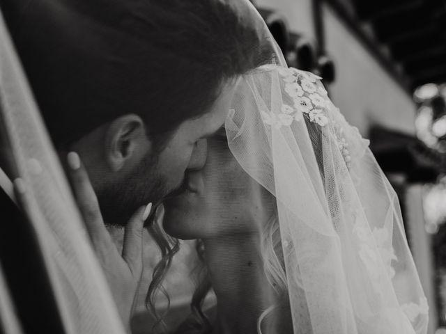 La boda de Carlos y Marta en Torremocha Del Jarama, Madrid 109