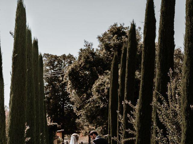 La boda de Carlos y Marta en Torremocha Del Jarama, Madrid 110