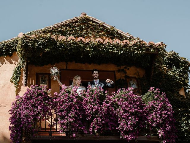 La boda de Carlos y Marta en Torremocha Del Jarama, Madrid 111