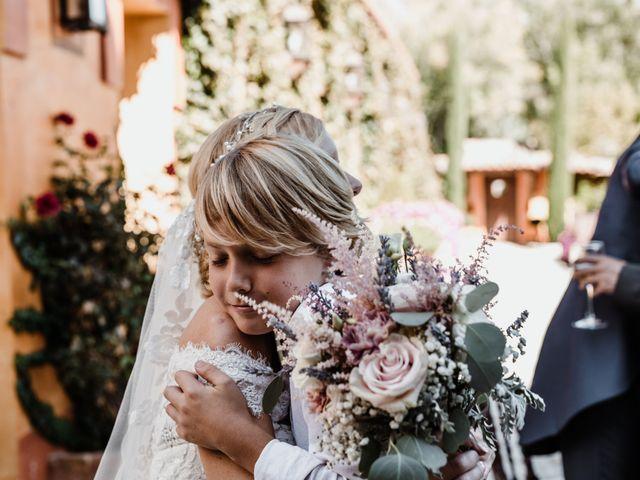 La boda de Carlos y Marta en Torremocha Del Jarama, Madrid 112
