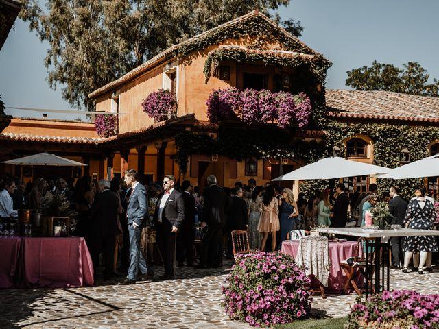 La boda de Carlos y Marta en Torremocha Del Jarama, Madrid 115