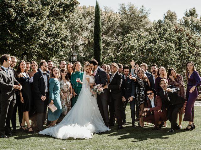 La boda de Carlos y Marta en Torremocha Del Jarama, Madrid 118
