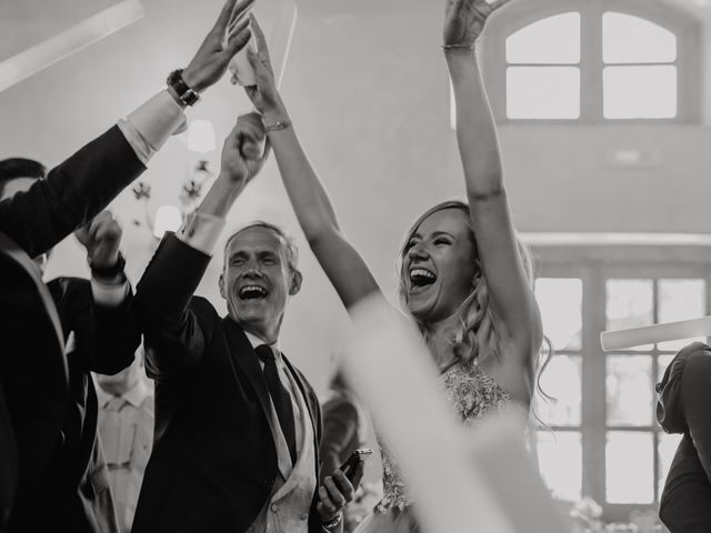 La boda de Carlos y Marta en Torremocha Del Jarama, Madrid 125