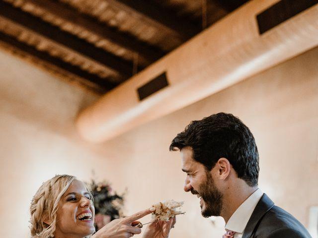 La boda de Carlos y Marta en Torremocha Del Jarama, Madrid 129
