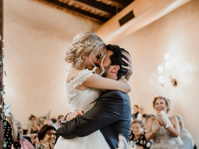 La boda de Carlos y Marta en Torremocha Del Jarama, Madrid 130