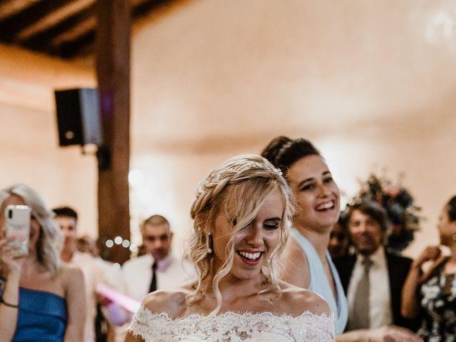 La boda de Carlos y Marta en Torremocha Del Jarama, Madrid 131