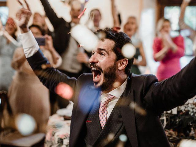 La boda de Carlos y Marta en Torremocha Del Jarama, Madrid 132