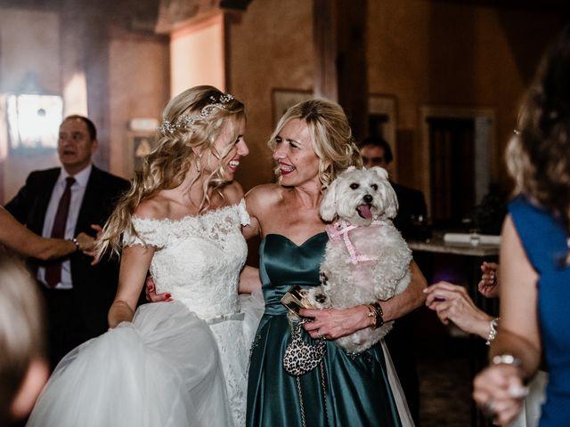 La boda de Carlos y Marta en Torremocha Del Jarama, Madrid 137