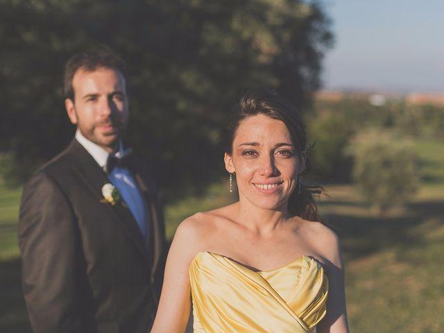 La boda de Elena y Miguel Algel