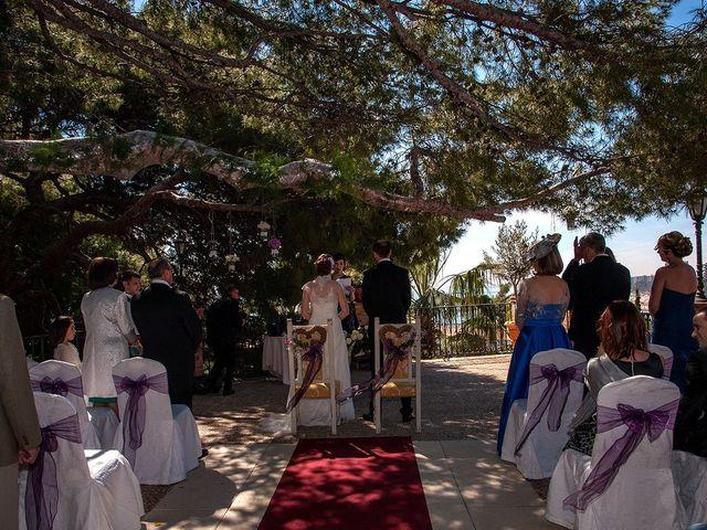 La boda de Jonathan y Rebeca en Benicàssim/benicasim, Castellón 41