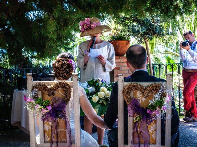 La boda de Jonathan y Rebeca en Benicàssim/benicasim, Castellón 42