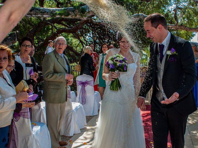 La boda de Jonathan y Rebeca en Benicàssim/benicasim, Castellón 49