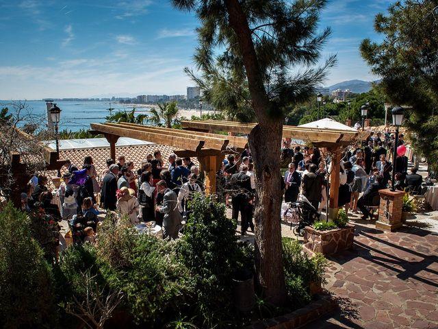 La boda de Jonathan y Rebeca en Benicàssim/benicasim, Castellón 50