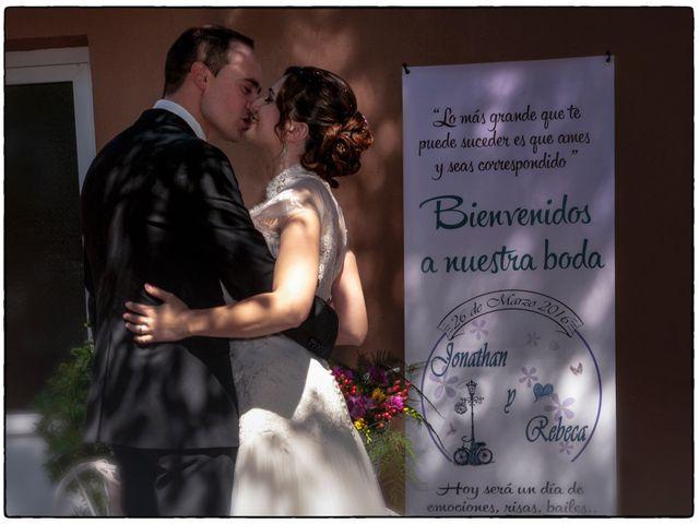 La boda de Jonathan y Rebeca en Benicàssim/benicasim, Castellón 55