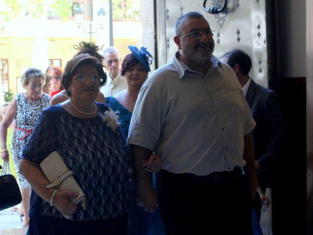 La boda de Juan y Mari Ángeles en Aspe, Alicante 1
