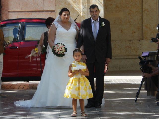 La boda de Juan y Mari Ángeles en Aspe, Alicante 2
