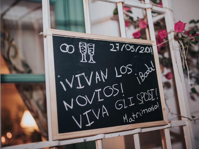 La boda de Nicola y Carmen en Córdoba, Córdoba 103