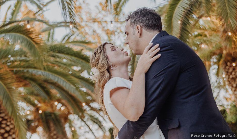 La boda de Javi y Lorena en El Puig, Valencia