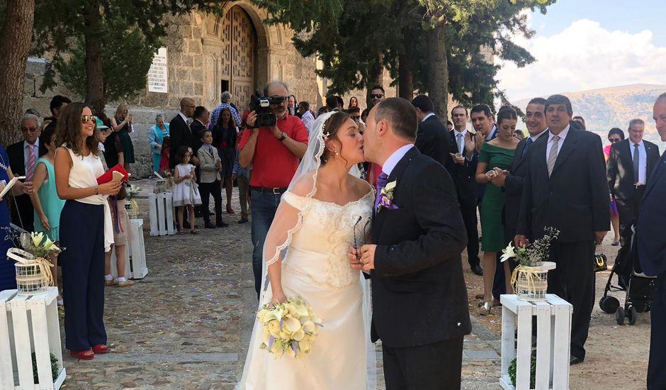 La boda de Pablo y Cristina en San Bartolome De Pinares, Ávila