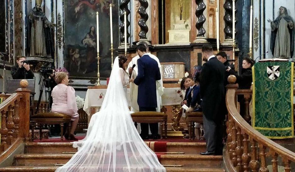 La boda de Sira y Daniel en Granada, Granada