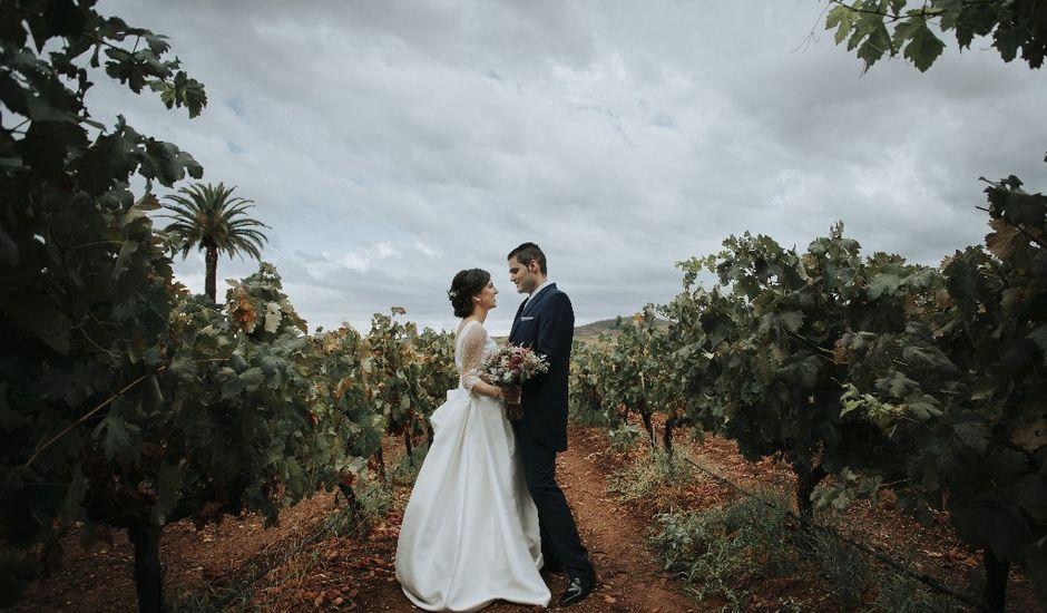La boda de Alberto y Cristina  en Granada, Granada
